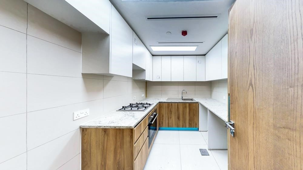 Kitchen-2br first class finishing with sensational views of the canal & sea