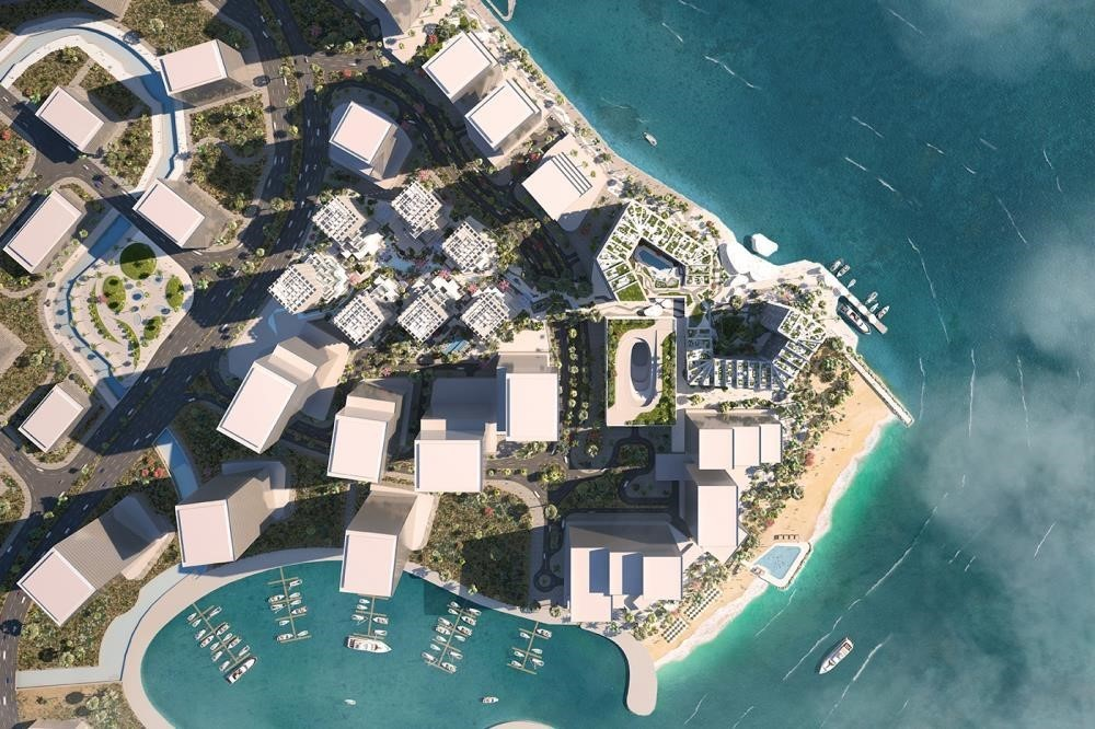 Community-Reem Island's First & Only residential community with Beach access.
