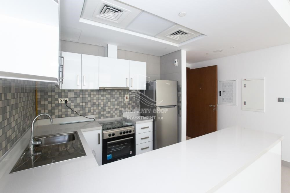 Kitchen-Move Into Brand New Apt. 13 Month Annual Contracy+Zero Commission