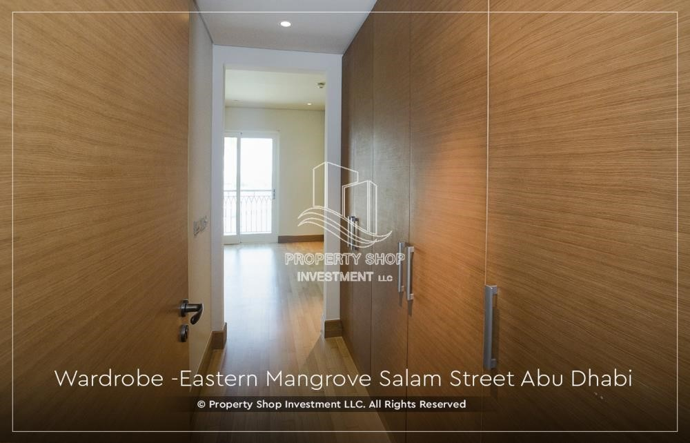 Built in Wardrobe-Best price for 1BR Apartment In Eastern Magroves! Up to 12 Payments + ZERO COMMISSION