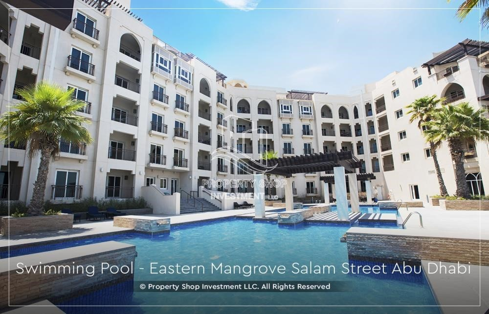 Facilities-Best price for 1BR Apartment In Eastern Magroves! Up to 12 Payments + ZERO COMMISSION