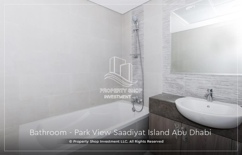 Bathroom-3+M BR Apt with Easy Payment options