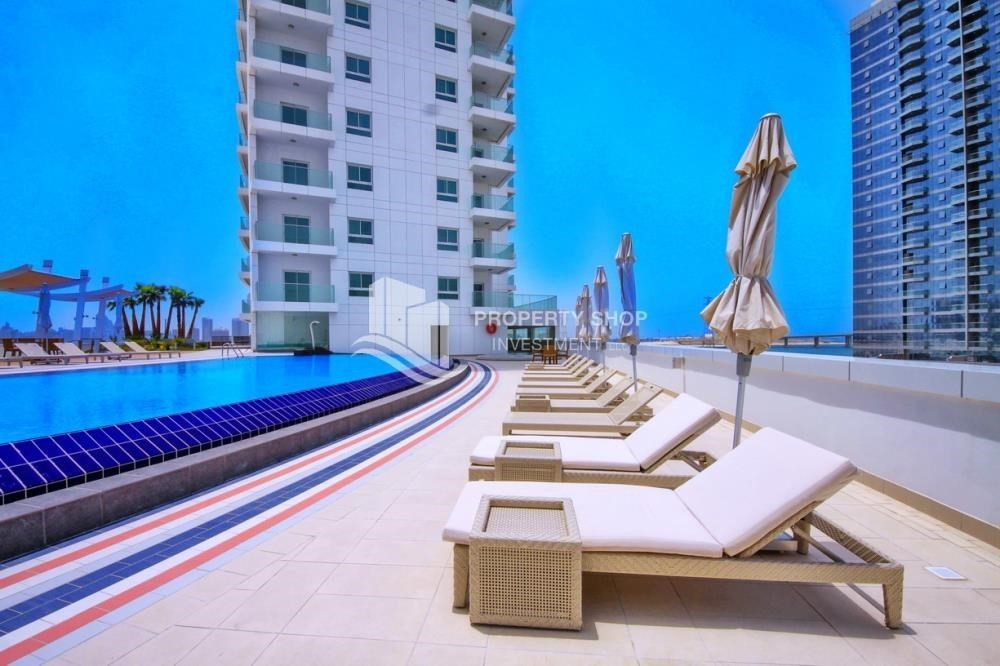 Facilities-Best Offer on 2 BR apt + Marina View