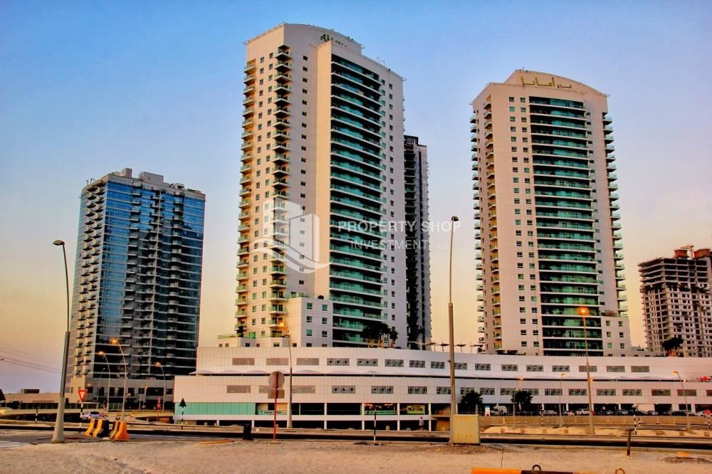 Property-Best Offer on 2 BR apt + Marina View
