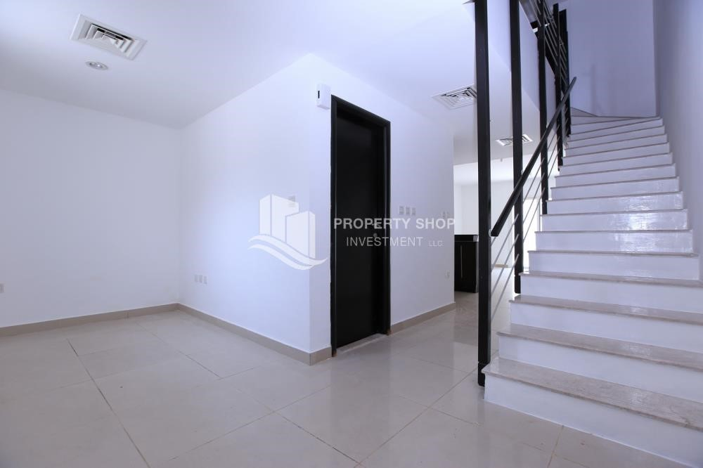 Corridor-Single row 3 Bedroom Villa with terrace.