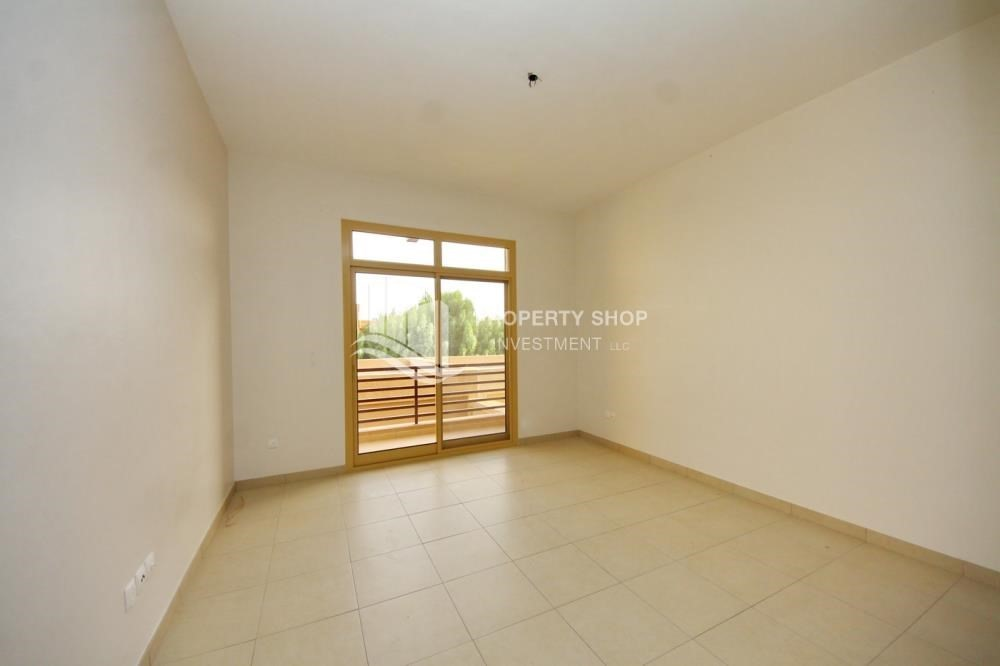 Bedroom-Spacious Interiors, 4BR+M townhouse with large terrace area.
