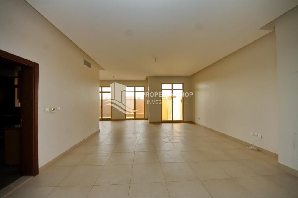 Dining Room-Spacious Interiors, 4BR+M townhouse with large terrace area.