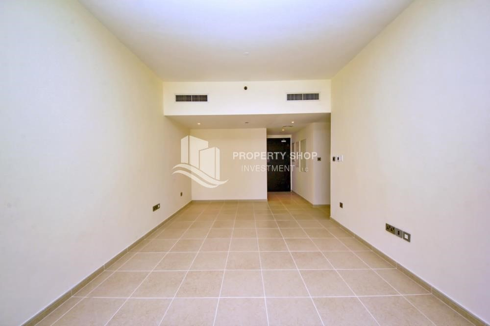 Dining Room-Mid-floor 2BR Apt- Big Size  with full facilities.