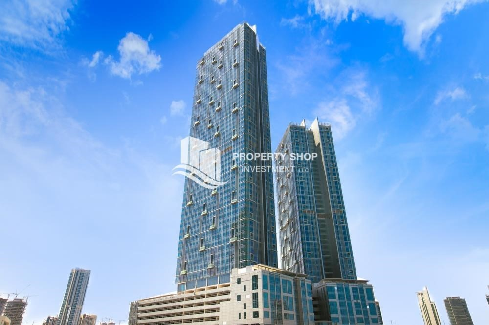 Property-Stunning views for 1BR apt in Horizon Tower