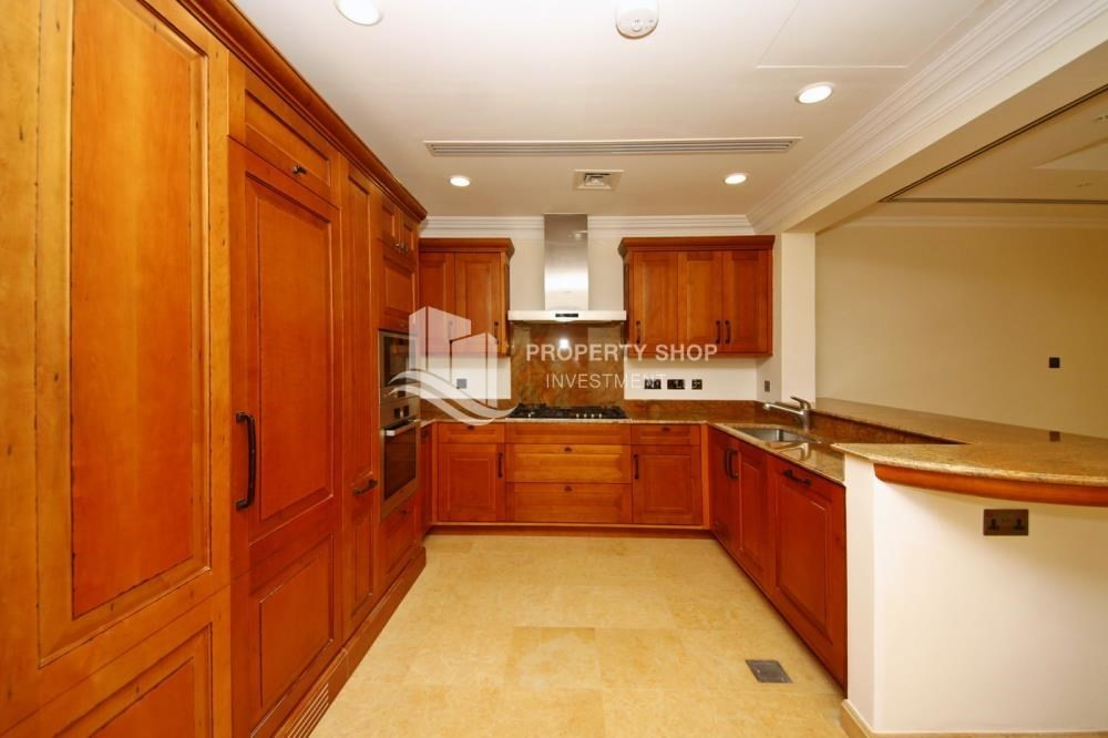 Kitchen-Attractive Location, High End Facilities & Private Garden.