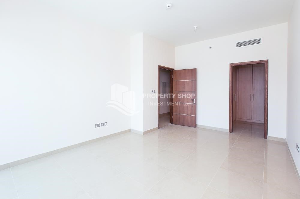 Bedroom-Brand New, 2 Br apartment in Al Raha Beach