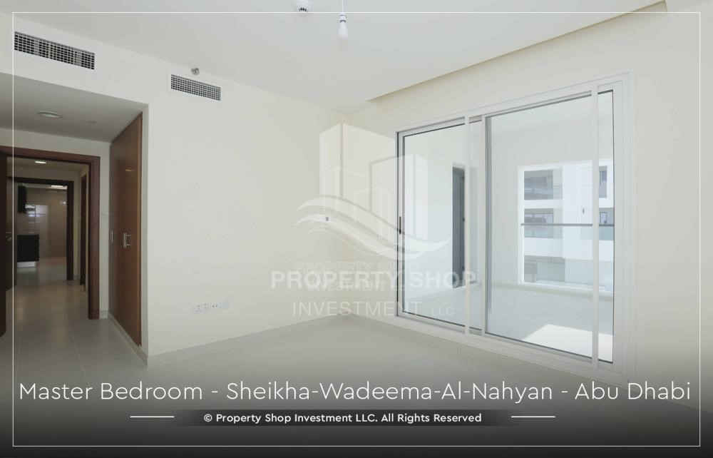 Bedroom-2BR Apt in a brand new building offered for 4 Cheques!