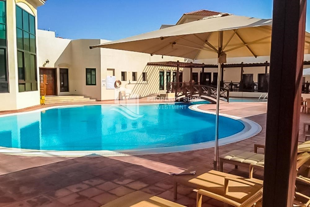 Facilities-Zero Commission, Ready to Move In !! 4+M Villa with Gym, Pool and Flexible 12 Payment Options