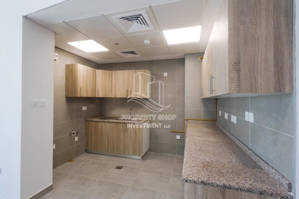 Kitchen-Spacious 1 BR Available for Rent
