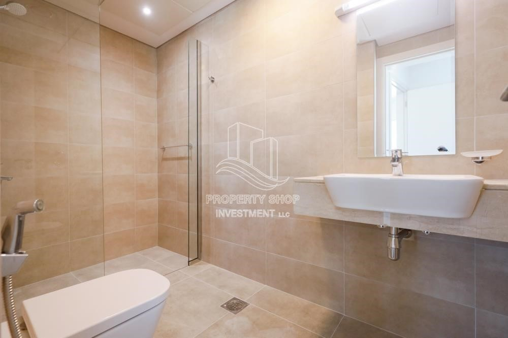 Bathroom-Affordable and Brand New 1BR Apartment