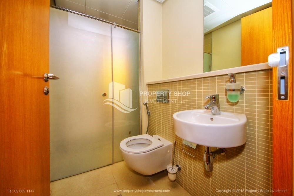 Bathroom-Type A 4BR+M villa with private pool.
